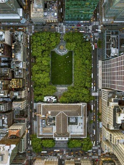 Jeffrey Milstein, 'NYC 26 Bryant Park', 2014