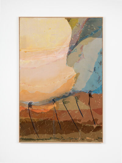 Petra Lindholm, '(Book of Changes) Wind', 2019