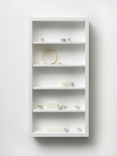 Edmund De Waal, 'the day itself, II', 2018