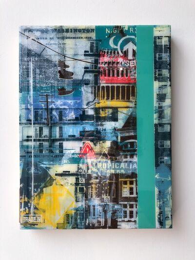 Michael Crossett, 'Fair Card Value 17', 2018