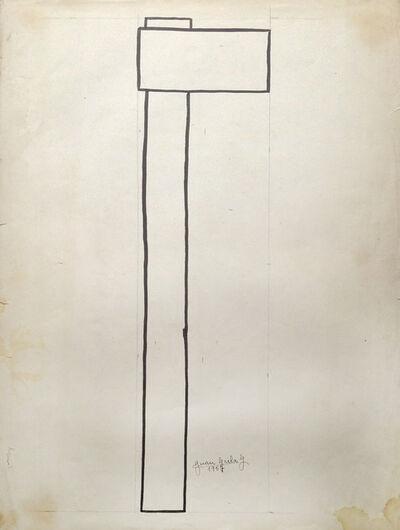 Juan Grela, 'S/T', 1957