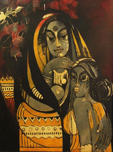 Manan Kumar Ray, 'Sahelis', 2014