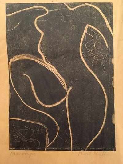 Rose Hilton, 'Untitled (Female Nude)'