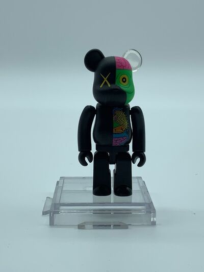 KAWS, 'KAWS Dissected Companion 100% (Black)'