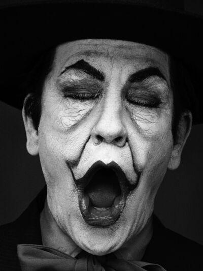 Sandro Miller, 'Herb Ritts / Jack Nicholson, London C, 1988 ', 2014
