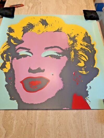 Andy Warhol, 'Marilyn Monroe (Green)', 1970's