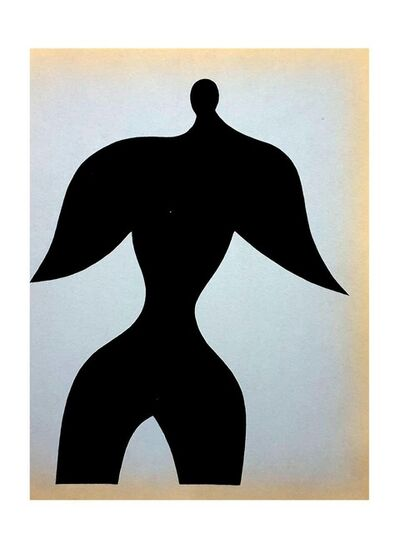Jean Arp, 'Pochoir after Jean Arp', 1957