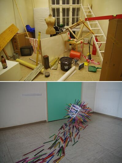 Yukihiro Taguchi, 'Raum 1-2-3', 2011