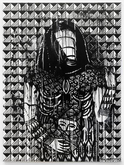 Eko Nugroho, 'Melihat Dengan Hati', 2017