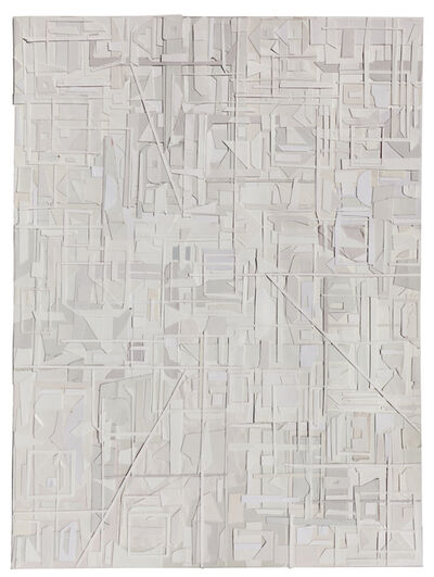 Matt Gonzalez, 'Derived from corner-light, glazed', 2020