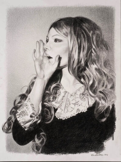 Mercedes Helnwein, 'Cousin II', 2013