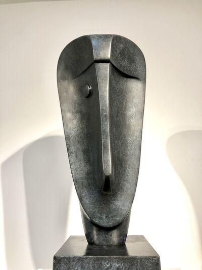 Alfred Basbous, 'Tête', 1975
