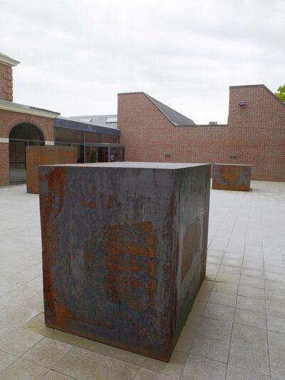 Richard Serra, '4-5-6', 2000