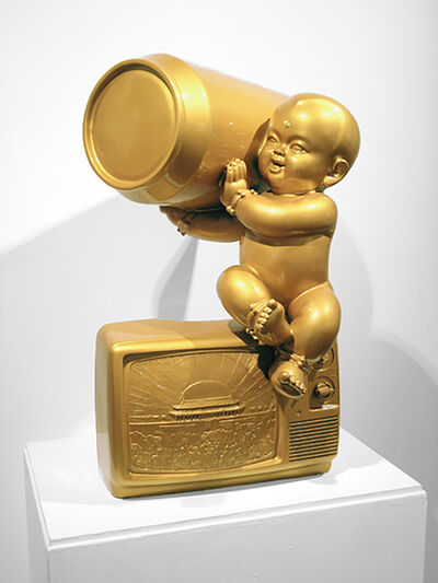 Luo Brothers, 'World Famous Brands Series (Television!)', 2007