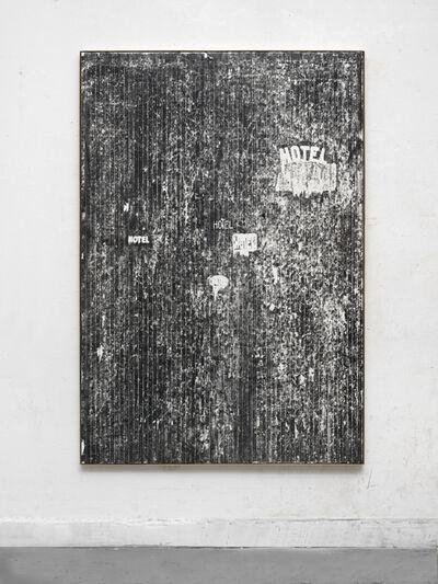 Gregor Hildebrandt, 'Hotel, Hotel', 2017