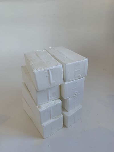 Mark Power, 'Ten Copies of a 8x4x3 Cardboard Box', 2020