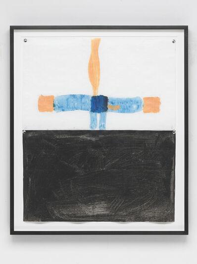 Richard Tuttle, 'Space-is-Concrete (6)', 2005