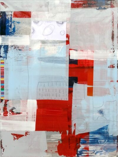 Ralf Bohnenkamp, 'Composition 20', 2017