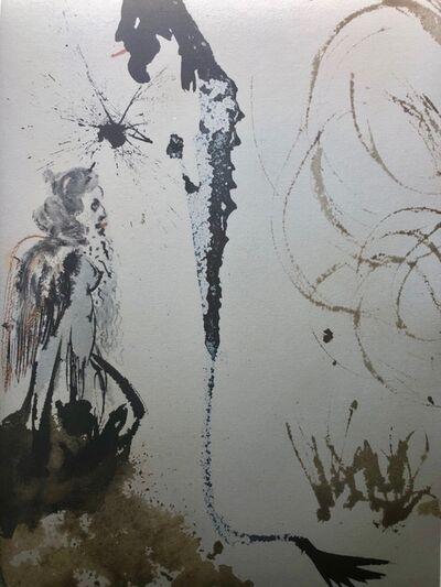 Salvador Dalí, 'An Idol By The Name Of Baal, 'Idolum Nomine Bel', Biblia Sacra', 1967