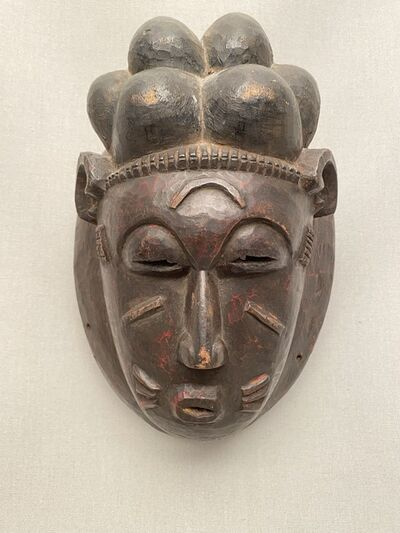 Unknown Baule peoples, 'Baule mask', ca. first half 20th c