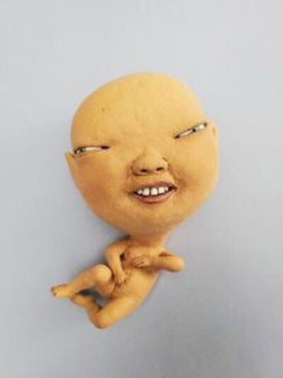 Esther Shimazu, 'Toasty Balloon Head', 2020