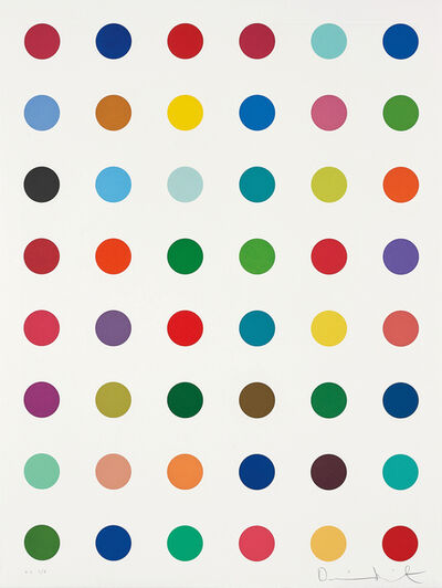 Damien Hirst, 'Untitled', 2007