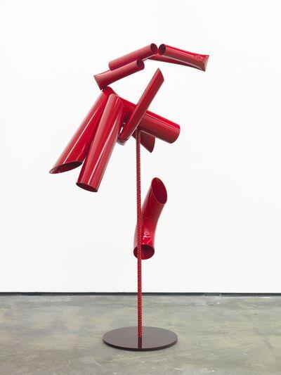 David Renggli, 'Body language: Red couple', 2012
