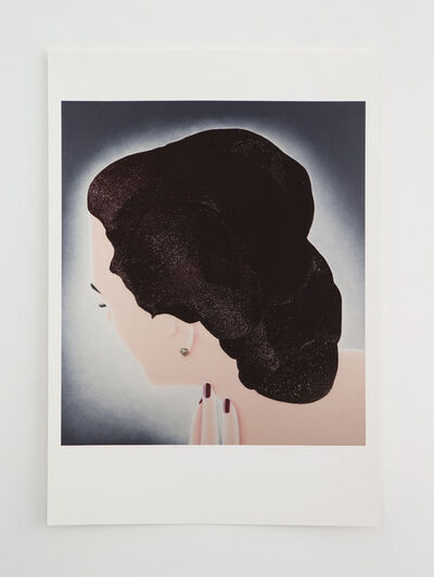 Farhad Moshiri, 'Red Head*', 2013