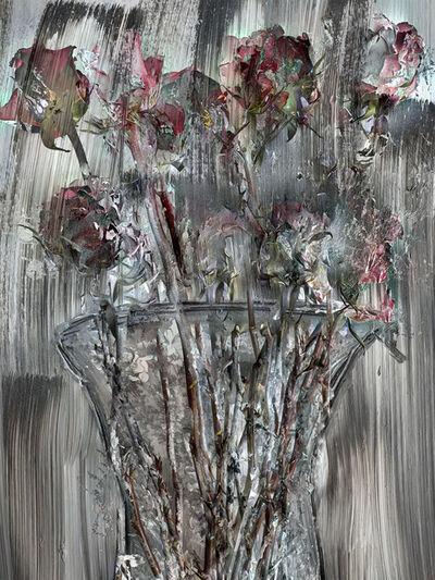 Abelardo Morell, 'Flowers for Lisa #25', 2016