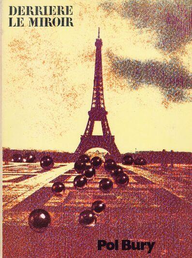 Pol Bury, 'Derrière le Miroir No.191, Devoted to Pol Bury', 1971