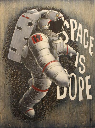 Norio Fujikawa, 'Space is Dope', 2019