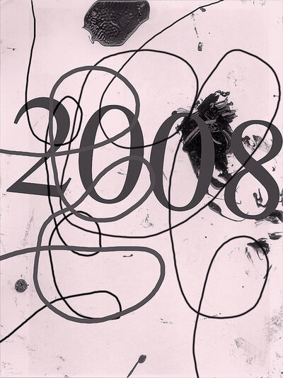 Christopher Wool, '2008 (for Parkett 83)', 2008