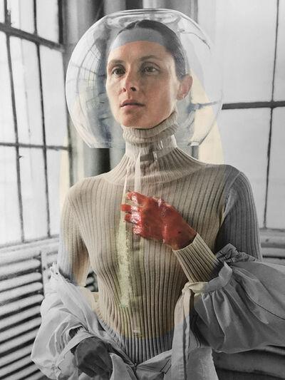 Elise Thrasher, 'Saving Face', 2018