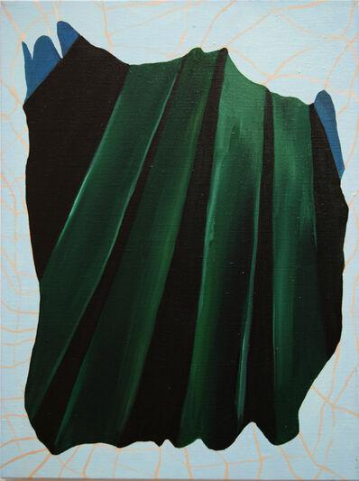 Amelia Midori Miller, 'Green Unit', 2016