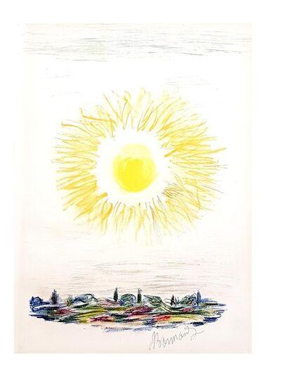 Pierre Bonnard, 'Pierre Bonnard - The Sun - Original Lithograph'