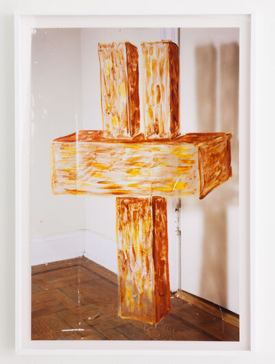 Lia Lowenthal, 'Tau (Prong) (from Falso Positives series)', 2012
