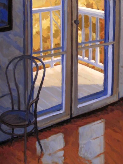Philip Koch, 'Edward Hopper's Parlor, Nyack', 2015