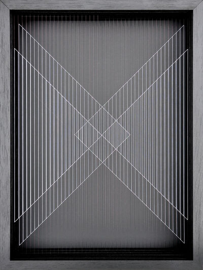 Paolo Cavinato, 'Iridescence #6 (veils)', 2019