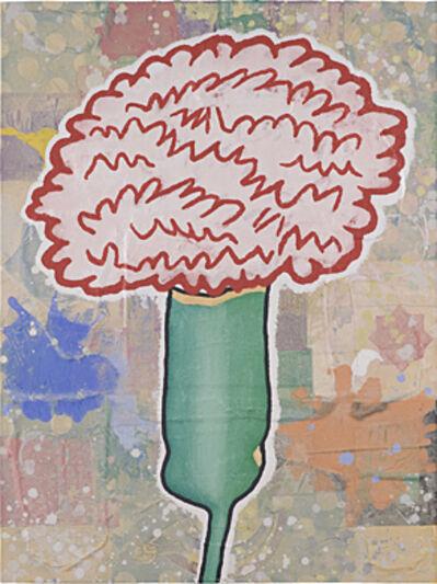 Donald Baechler, 'Flower', 2008