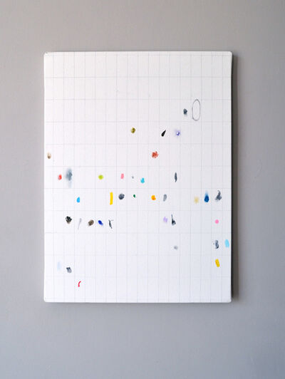 Ana Bidart, 'Yearbook: Grid 6', 2016