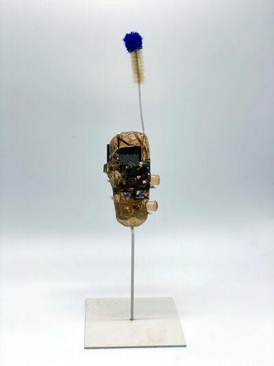 Nam June Paik, 'Téléphone X', 2000