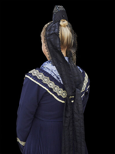 Corina Gertz, 'German Traditional Costume No.4', 2010
