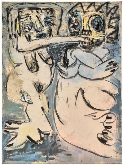 Daniel Crews-Chubb, 'Bumba and Belfie (midnight)', 2015