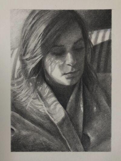 Barbara Hack, 'Morning (Postcard)', 2021