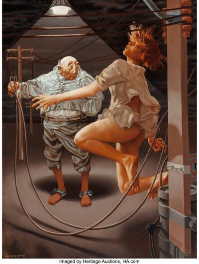 Lui Liu, 'Dangerous Game', 2000