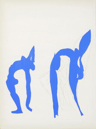 Henri Matisse, 'Acrobates (Acrobats)', 1958