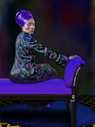 Iké Udé, 'Taiwo Ajai-Lycett', 2014-2016