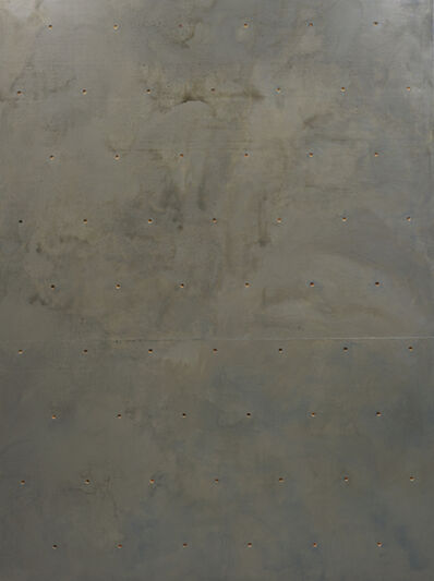 Sam Gummelt, 'Grey Wall', 2004