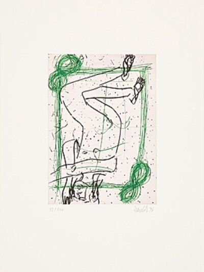 Georg Baselitz, 'untitled', 1996