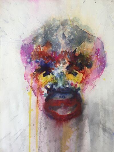 Caroline Achaintre, 'Turbo M', 2019